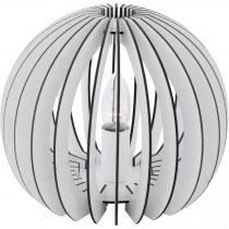 EGLO 94949 asztali lámpa 1xE27 max. 60W átm:26cm fehér Cossano