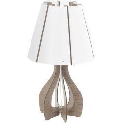 Eglo 94954 Cossano asztali lámpa 1xE27 max.60W