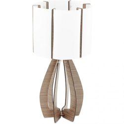 Eglo 94955 Cossano asztali lámpa 1xE27 max.60W