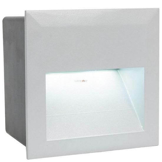 EGLO 95235 kültéri LED-es falbaépíthető 3,7W ezüst Zimba-Led