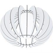 EGLO 95605 mennyezeti lámpa 1xE27 max. 60W fehér Stellato2