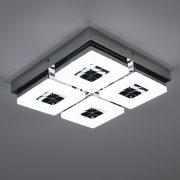 Eglo 95657 Fradelo mennyezeti LED lámpa 4x4W