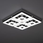 EGLO 95661 LED-es mennyezeti lámpa 48W króm Fradelo