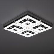 Eglo 95661 mennyezeti LED lámpa 48W króm Fradelo