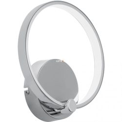 Eglo 95768 Lasana LED-es fali lámpa 5W króm/fehér