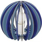 EGLO 95951 asztali lámpa 1xE27 max. 42W kék Fabella