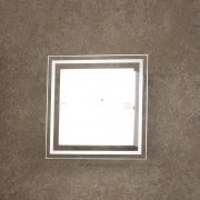 Eglo 95964 Cupella LED-es fali lámpa 4,2W matt nikkel/szatin bura