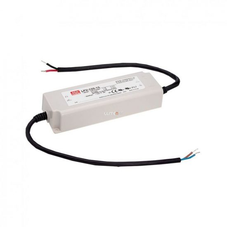 Mean Well LPV-150-12 150W IP67 Vin: 90-264V AC, Vout: 12V DC