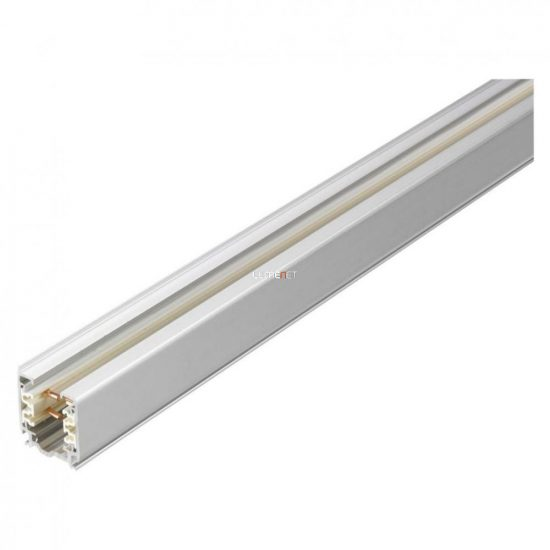 NORDIC GLOBAL TRAC XTS 4200-1, 3 fázisú lámpatest sín, 2m, alu színben