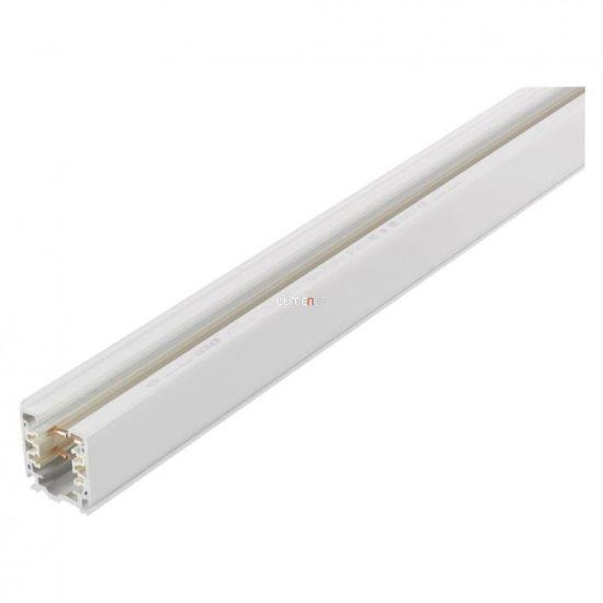 Nordic Global Trac XTS 4400-3, 3 fázisú lámpatest sín, 4m, fehér színben