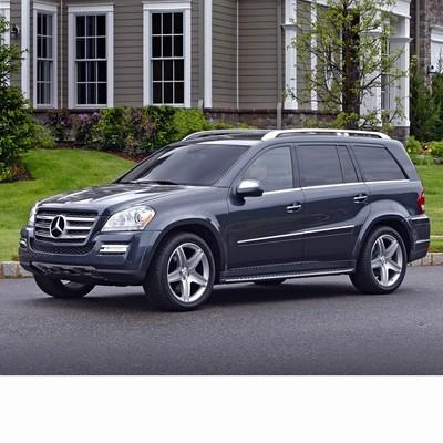 Autó izzók bi-xenon fényszóróval szerelt Mercedes GL (2009-2012)-hez