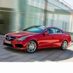For Mercedes E Coupe after 2009 with LED