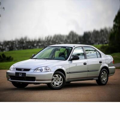 Autó izzók halogén izzóval szerelt Honda Civic Sedan (1995-2000)-hoz