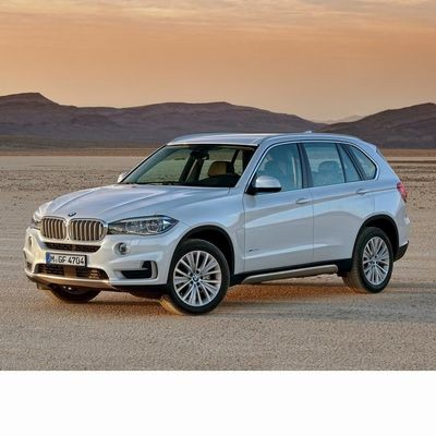 Autó izzók halogén izzóval szerelt BMW X5 (2013-2018)-höz
