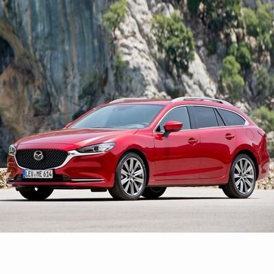 Autó izzók a 2018 utáni LED-es fényszóróval szerelt Mazda 6 Kombi-hoz