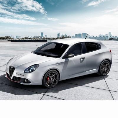 Autó izzók bi-xenon fényszóróval szerelt Alfa Romeo Giulietta (2016-2020)-hoz