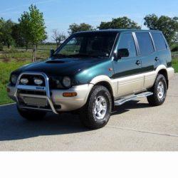 Autó izzók halogén izzóval szerelt Nissan Terrano (1999-2006)-hoz