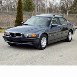 Autó izzók xenon izzóval szerelt BMW 7 (1998-2001)-hez