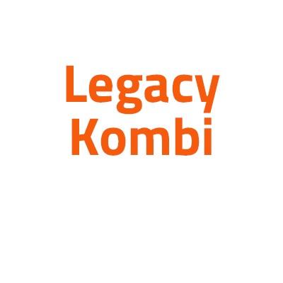 Subaru Legacy Kombi autó izzó