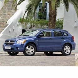 Autó izzók halogén izzóval szerelt Dodge Caliber (2006-2010)-hez