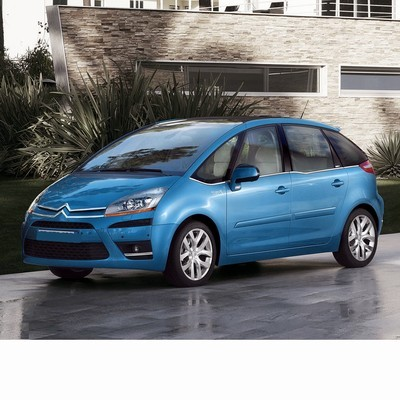 Autó izzók halogén izzóval szerelt Citroen C4 Picasso (2006-2010)-hoz