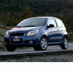 Chevrolet Aveo (2005-2011) autó izzó