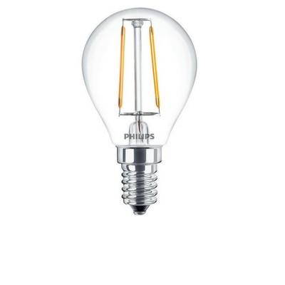 Kisgömb filament LED