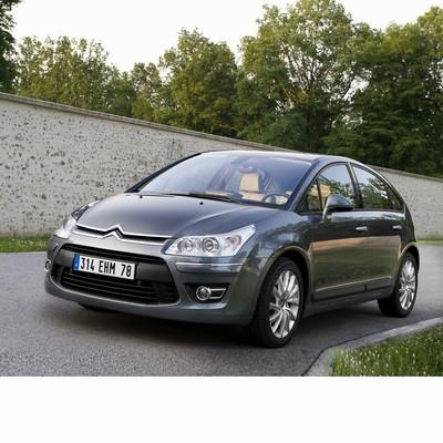 Autó izzók bi-xenon fényszóróval szerelt Citroen C4 (2008-2010)-hez