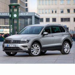 Volkswagen Tiguan (2016-) autó izzó