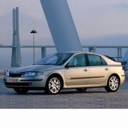 Renault Laguna (2001-2007) autó izzó