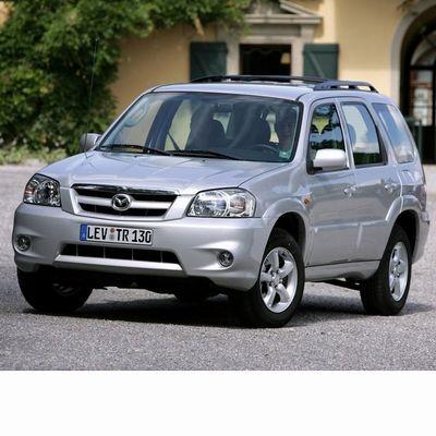 Autó izzók halogén izzóval szerelt Mazda Tribute (2000-2006)-höz