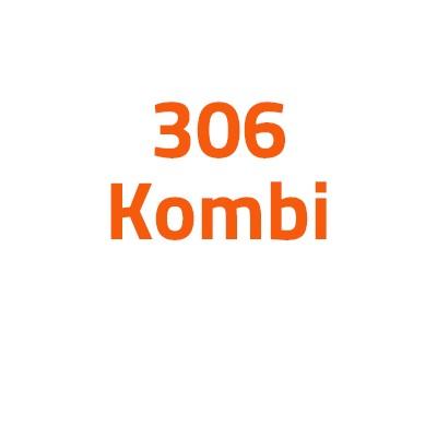 Peugeot 306 Kombi autó izzó
