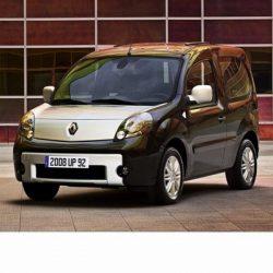 Autó izzók a 2009 utáni halogén izzóval szerelt Renault Kangoo Be Pop-hoz