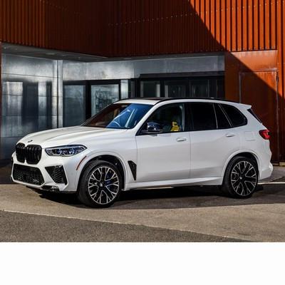 BMW X5 (G05) 2019 autó izzó