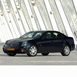 Autó izzók xenon izzóval szerelt Cadillac CTS (2002-2007)-hez
