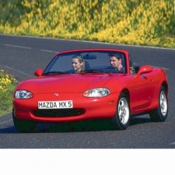 For Mazda MX-5 (1998-2003) with Two Halogen Lamps