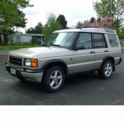 Land Rover Discovery (1998-2004)