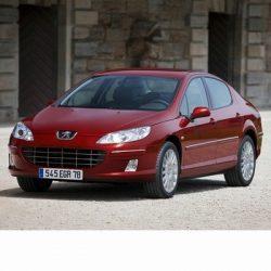 Autó izzók halogén izzóval szerelt Peugeot 407 (2004-2010)-hez