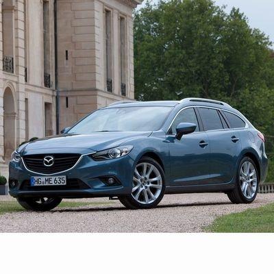 Autó izzók a 2013 utáni halogén izzóval szerelt Mazda 6 Kombi-hoz