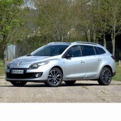 Autó izzók a 2008 utáni xenon izzóval szerelt Renault Megane Kombi-hoz