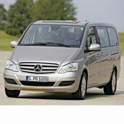 Autó izzók a 2011 utáni bi-xenon fényszóróval szerelt Mercedes Viano-hoz