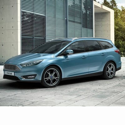 Autó izzók a 2014 utáni halogén izzóval szerelt Ford Focus Kombi-hoz