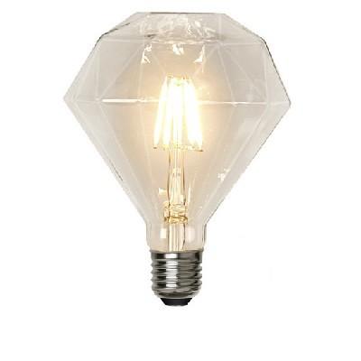 Különleges formájú filament LED