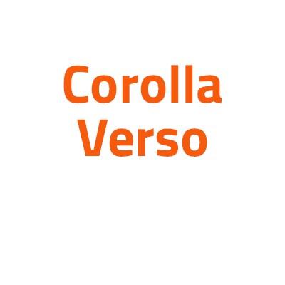 Toyota Corolla Verso autó izzó