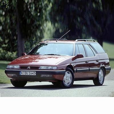 Autó izzók halogén izzóval szerelt Citroen XM Break (1994-2000)-hez