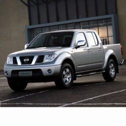Autó izzók halogén izzóval szerelt Nissan Navara (2004-2010)-hoz