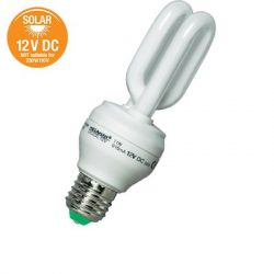 12V DC Compact Fluorescent Lamps