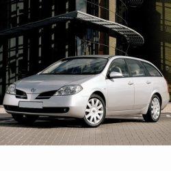 Nissan Primera Kombi (2002-2008) autó izzó