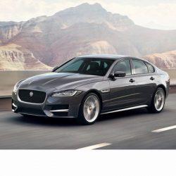 Jaguar XF (2015-) autó izzó