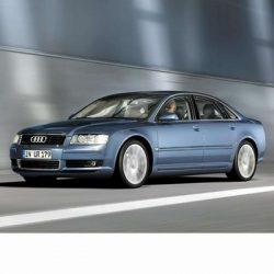 Autó izzók bi-xenon fényszóróval szerelt Audi A8 (2002-2009)-hoz